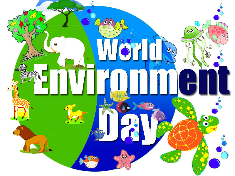 Environment Day Clipart.