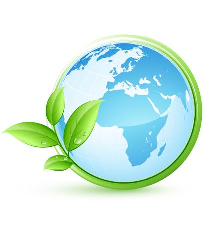 Environmental Logos Clipart.