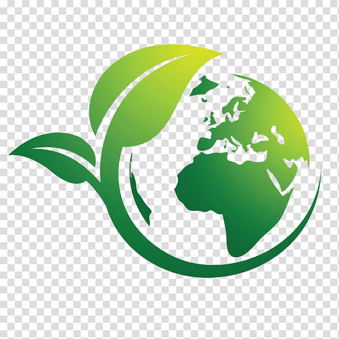 Ecosystem logo, Natural environment Earth Ecology, clean.