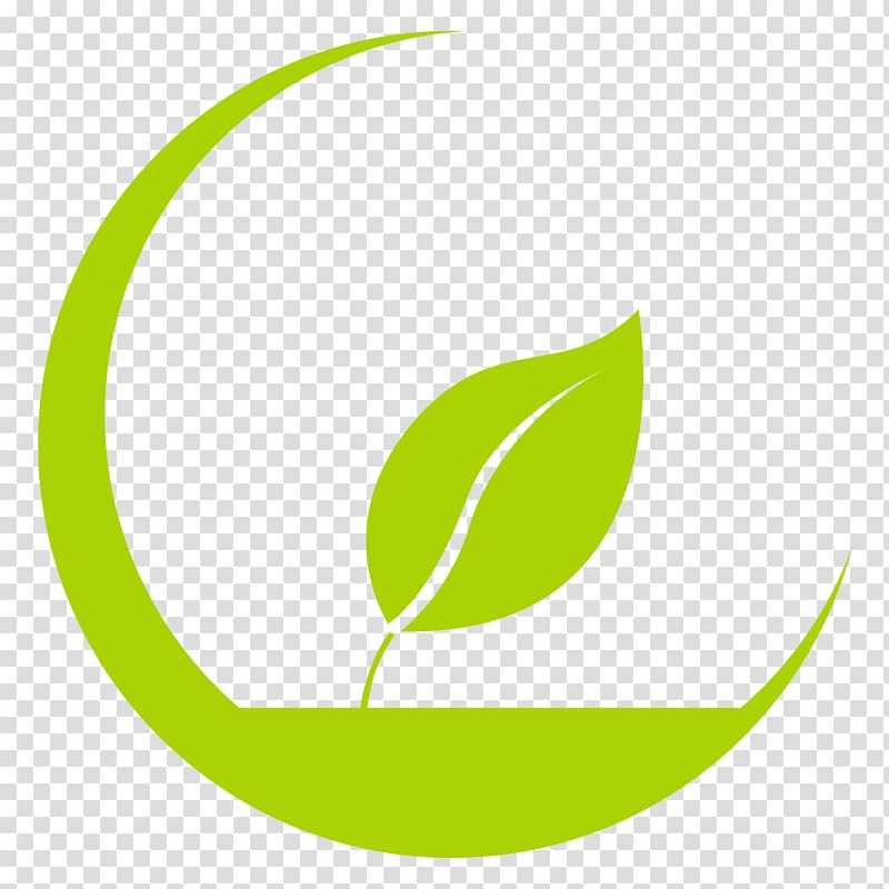 Environmental protection Logo, logo leaf to protect the.
