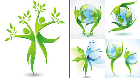 Environment protection clipart.