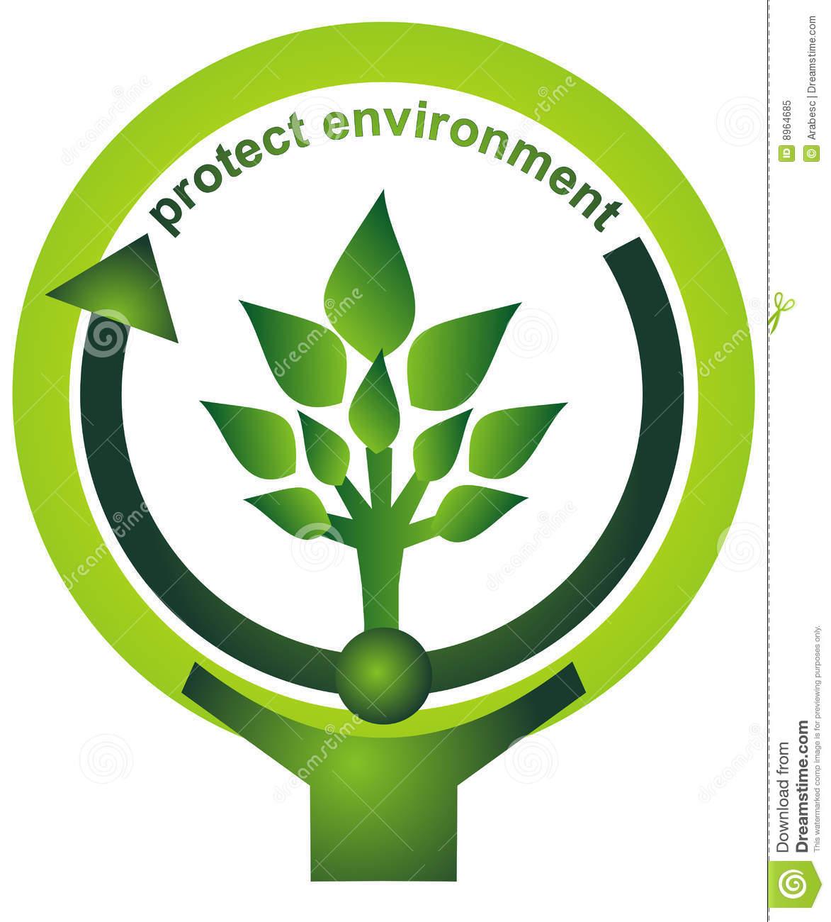 Protect Environment Royalty Free Stock Photo.