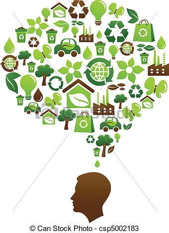 Ecological awareness Stock Illustrations. 1,204 Ecological.