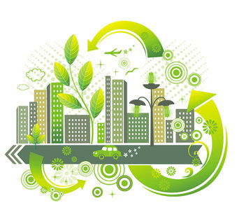 Construction Equipment Review: Construction Industry Goes Green.