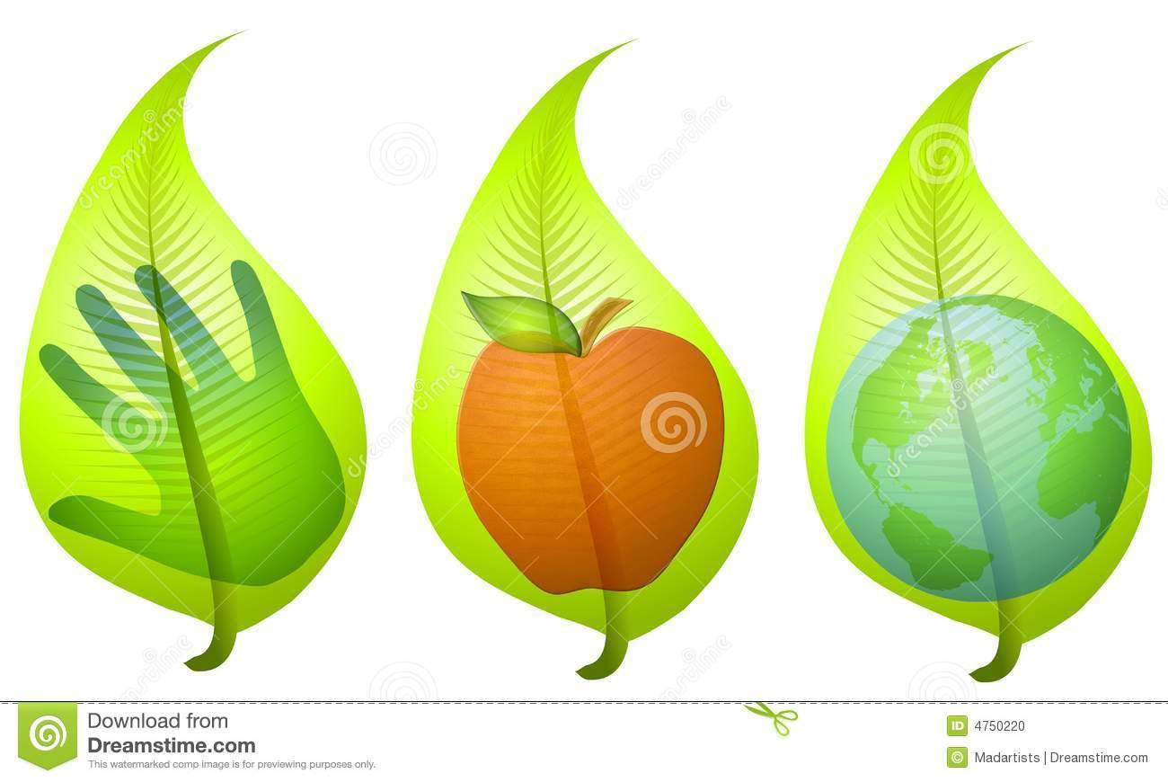 Earth And Environmental Clip Art Stock Photo.