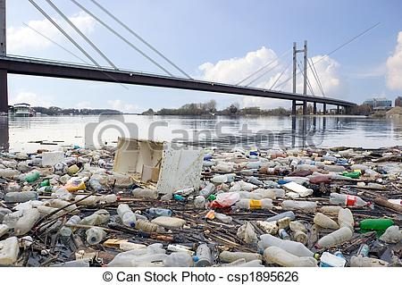 Stock Image of Dirty Environment.