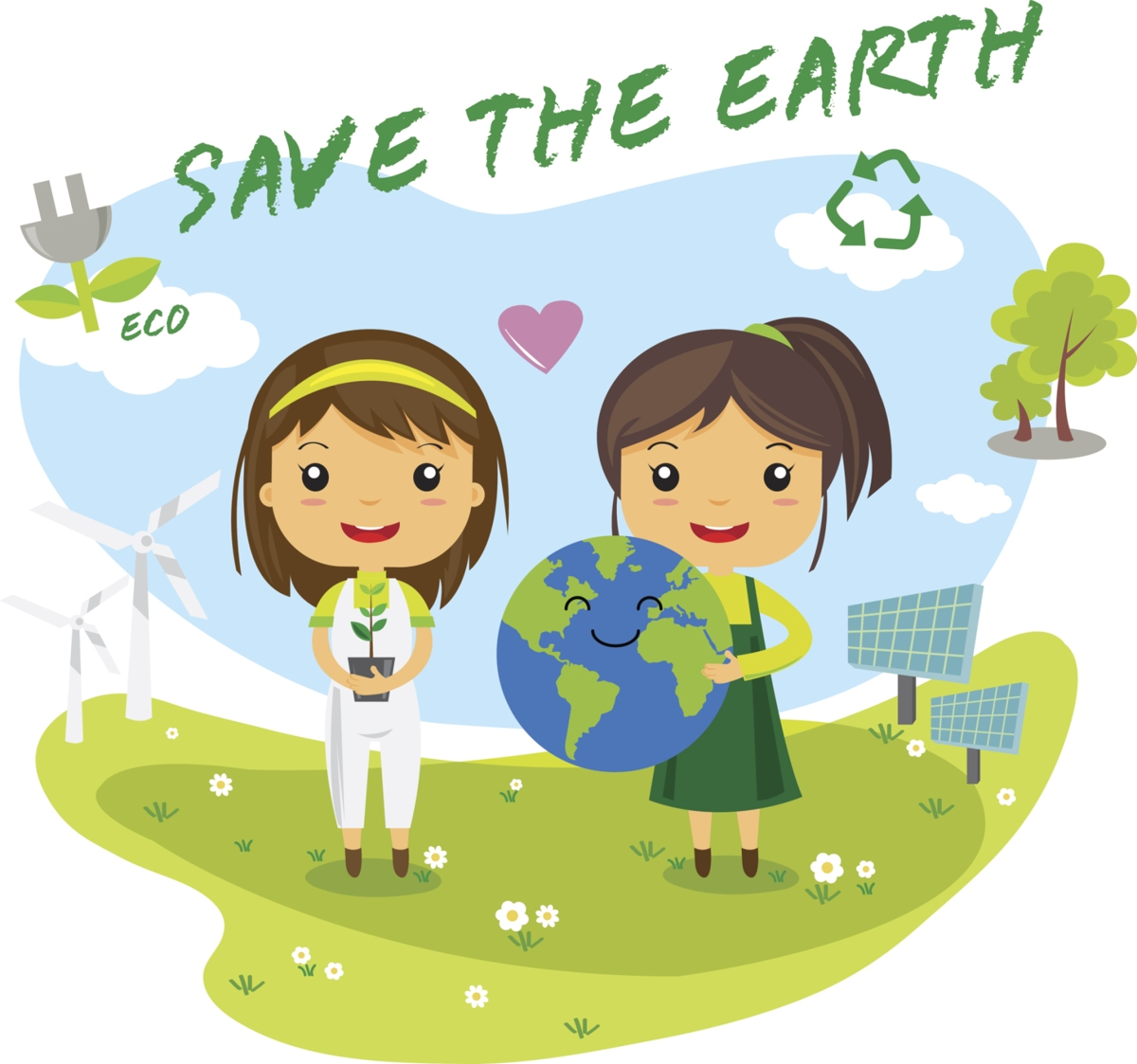 Environment clipart environmental education, Environment.
