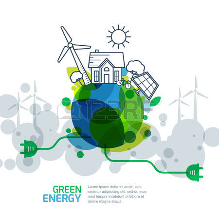 197,299 Green Technology Stock Vector Illustration And Royalty.