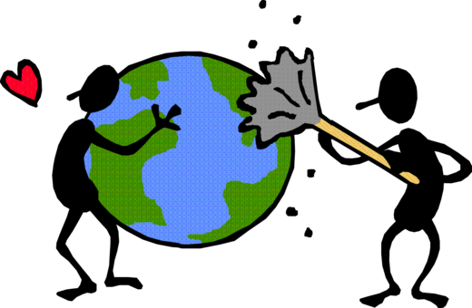 Environmentalist Clipart.