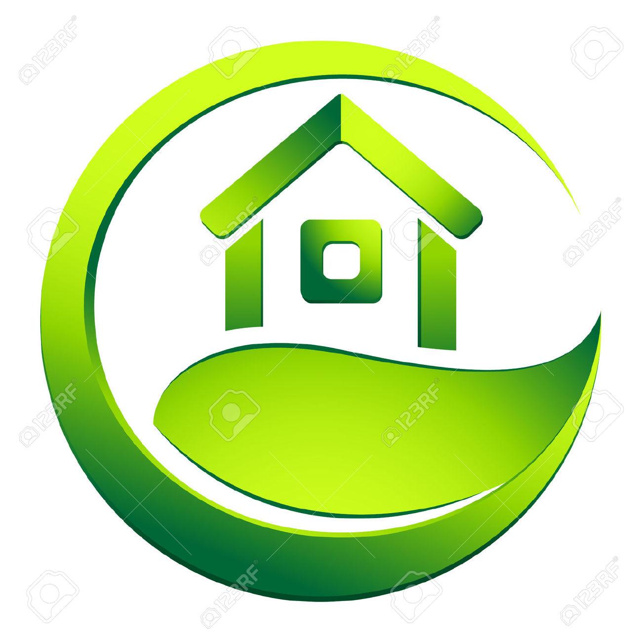 Eco Friendly House.