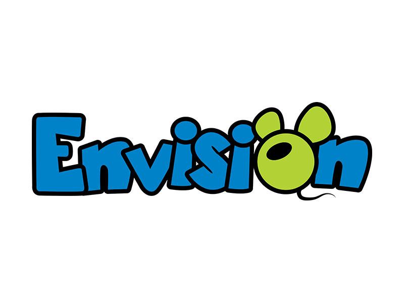 Envision Logo by Alexander Skachkov on Dribbble.