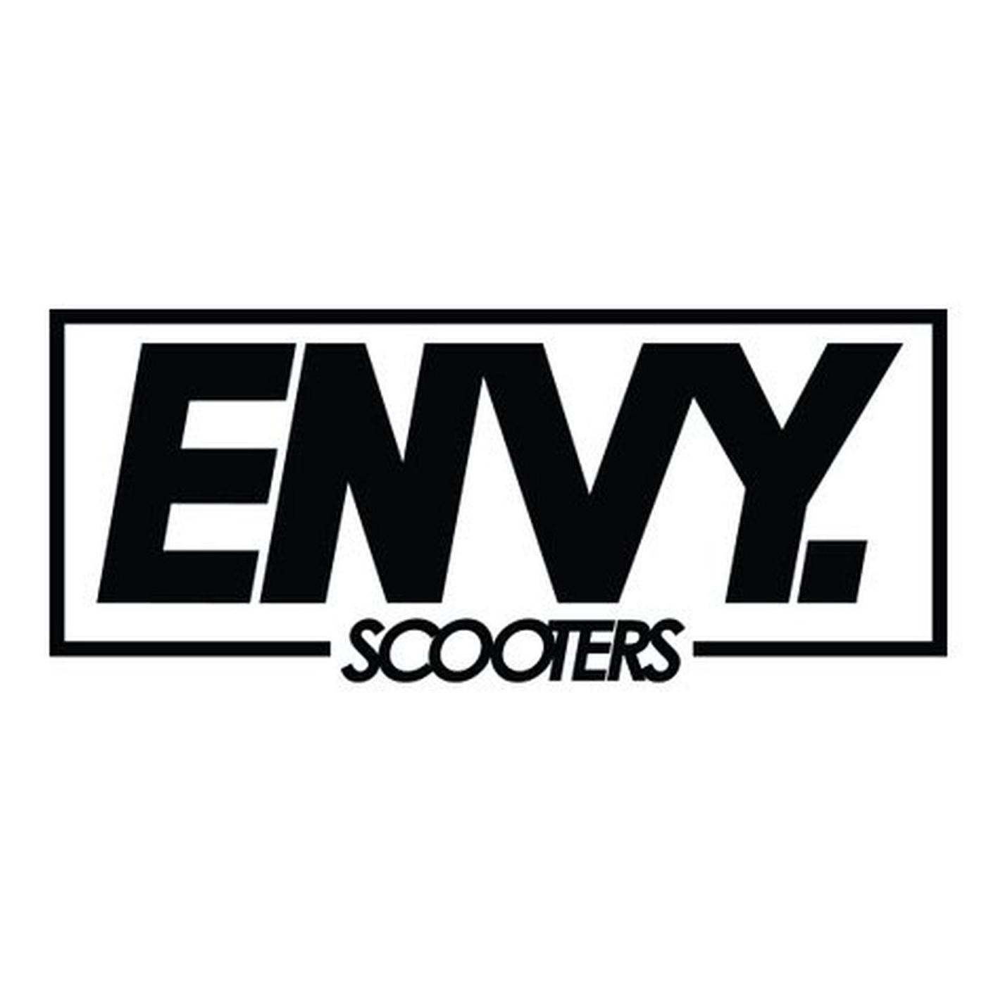 Envy Classic Logo Sticker.