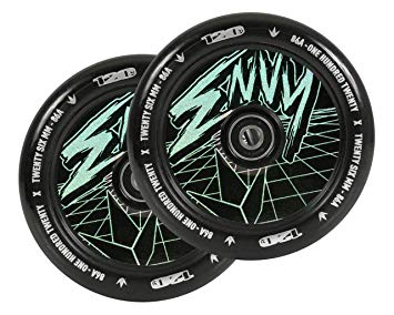 Blunt Envy 120mm Hollow Core Hologram Scooter Wheel.