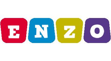 Enzo Logo.