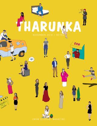 Tharunka / November 2016 by Tharunka.