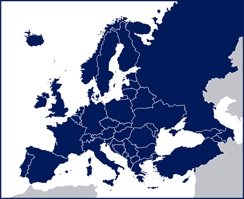 Europe vector map free free vector download (2,715 Free vector.