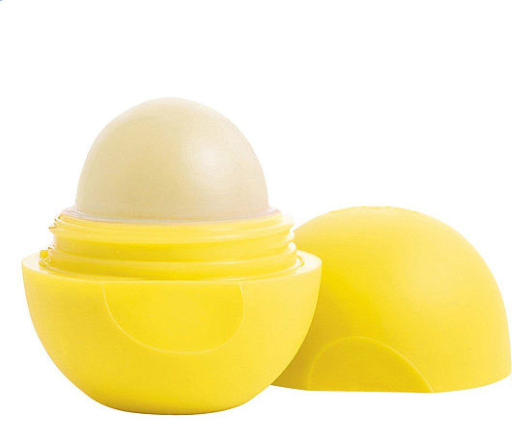 EOS Smooth Lip Balm Sphere, Lemon Drop 0.25 oz.