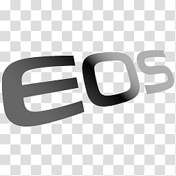 Dock icons, EOS logo transparent background PNG clipart.