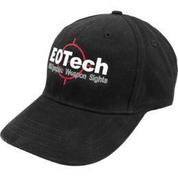 EOTech Gear Black Hat w/ Color EOTech Logo.