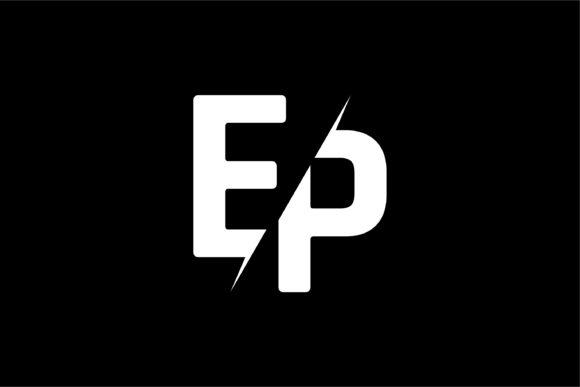 Monogram EP Logo.