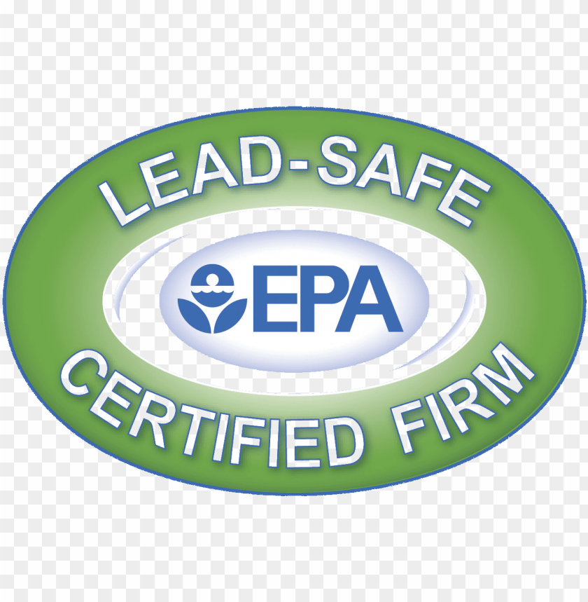 lead safe epa logo PNG image with transparent background.