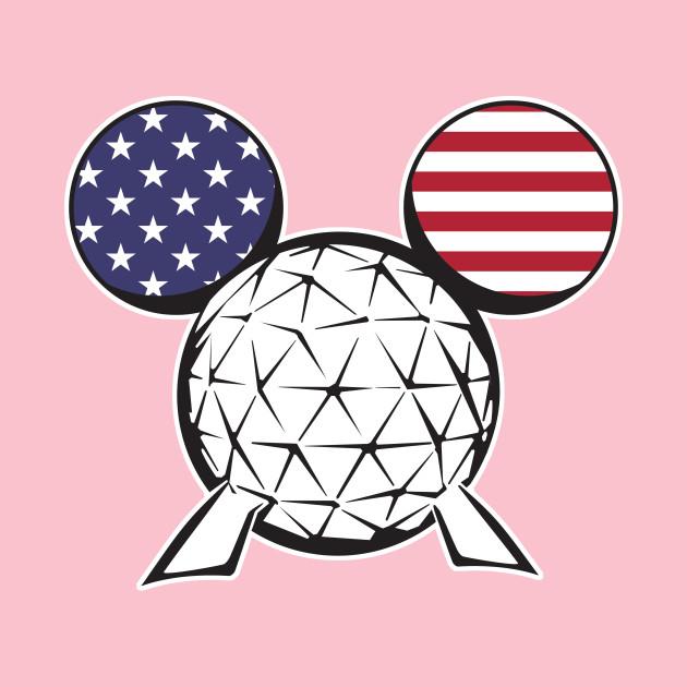 Epcot American Ball.