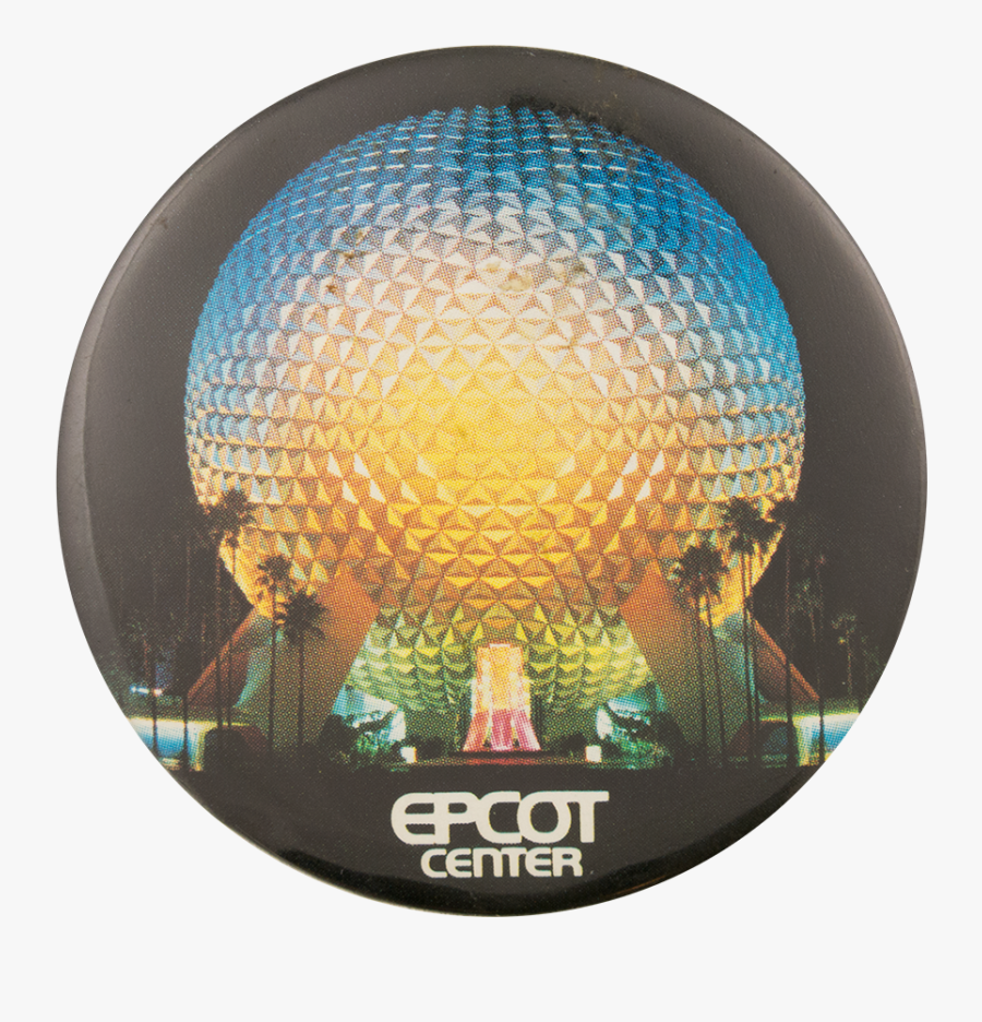 Epcot Ball Png.