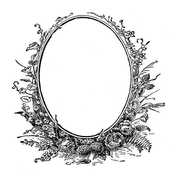 Antique Ephemera Clip Art.