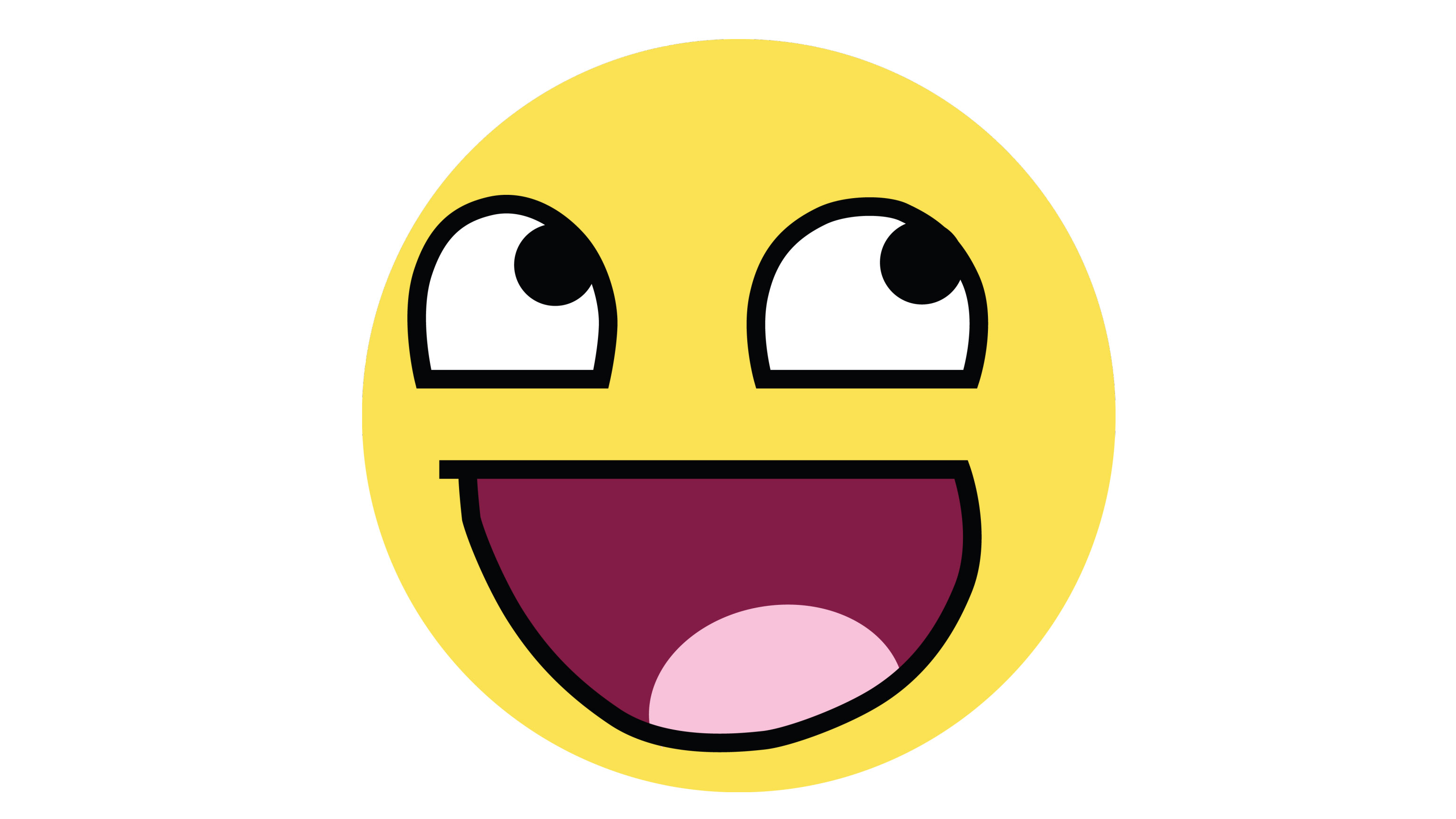Awesome Face / Epic Smiley.