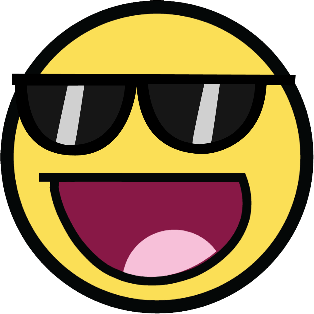 Epic Face Download PNG.
