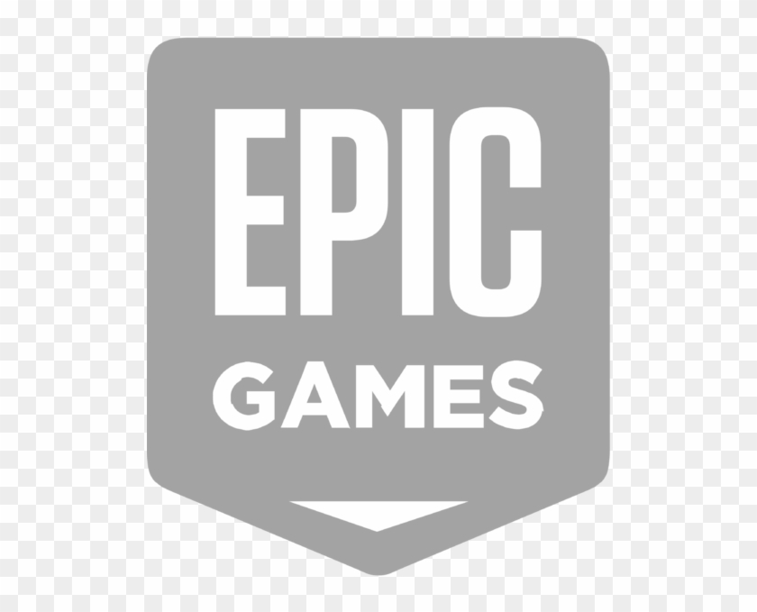 Epic Games Logo .png, Transparent Png.