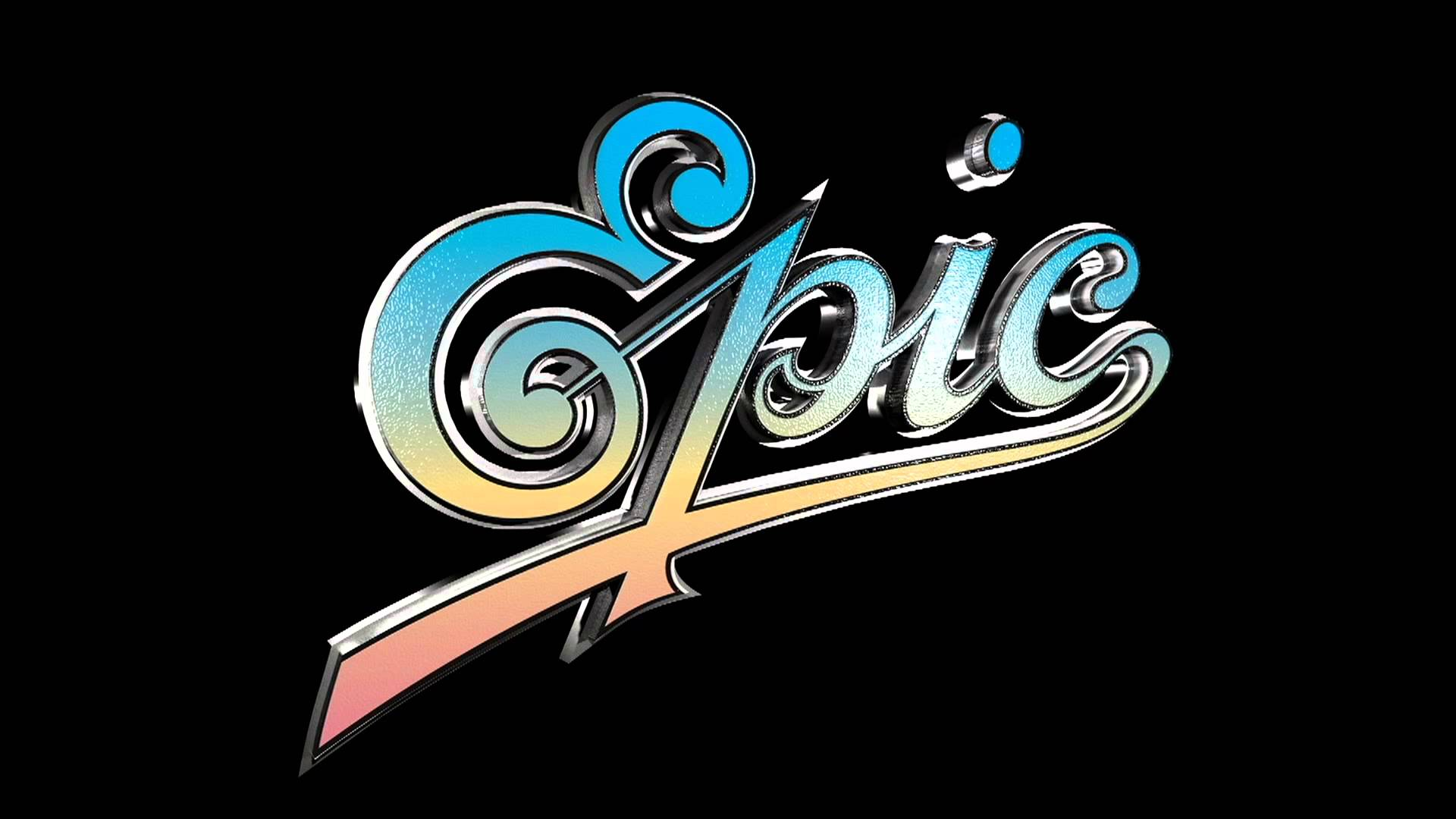 Epic Records Logo.