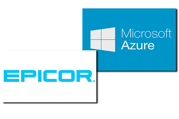 Epicor to accelerate Cloud ERP adoption with Microsoft Azure.