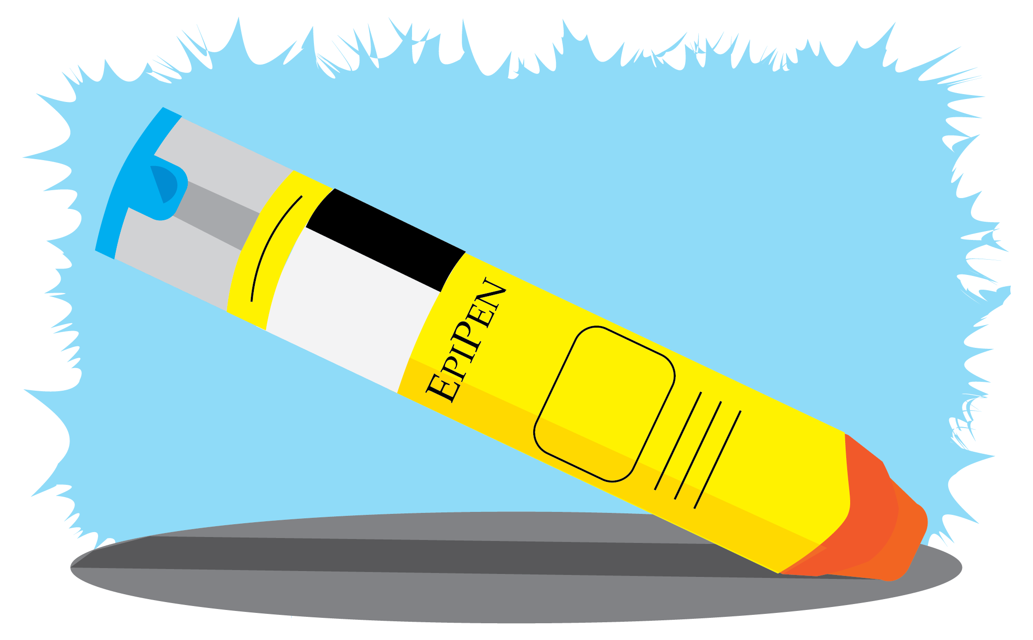 FDA Approves First Generic Version of EpiPen.