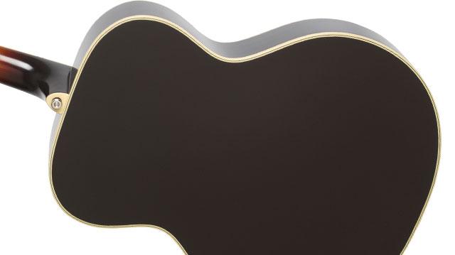 Epiphone Masterbilt® De Luxe™ Classic Acoustic/Electric Guitar.