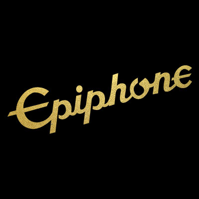 Epiphone Vintage Self Adhesive Decal.
