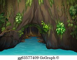 Epiphyte Clip Art.
