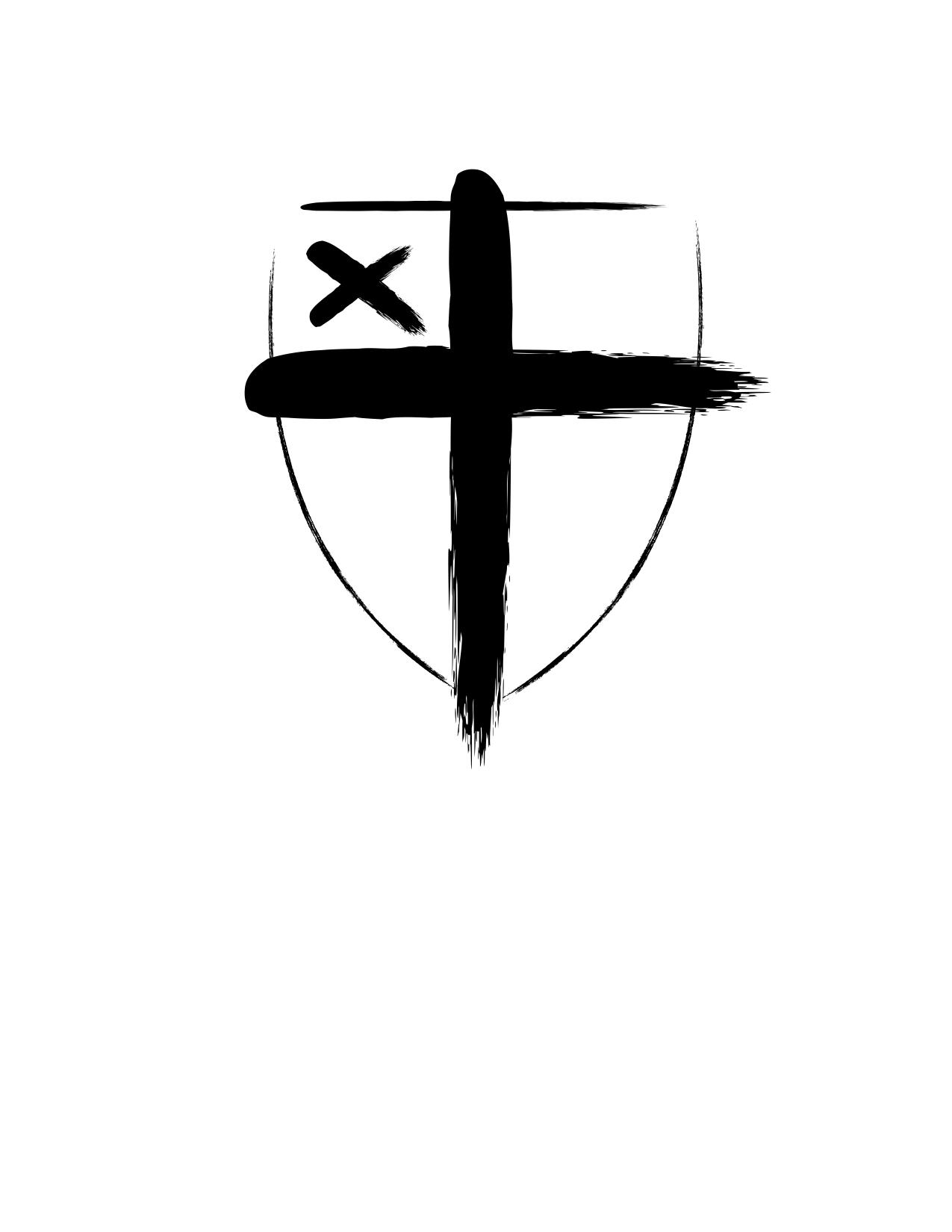 Episcopal Shield Clip Art.