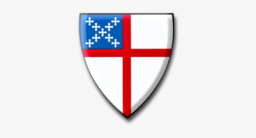 Episcopal Shield Png Graphic Royalty Free Stock.
