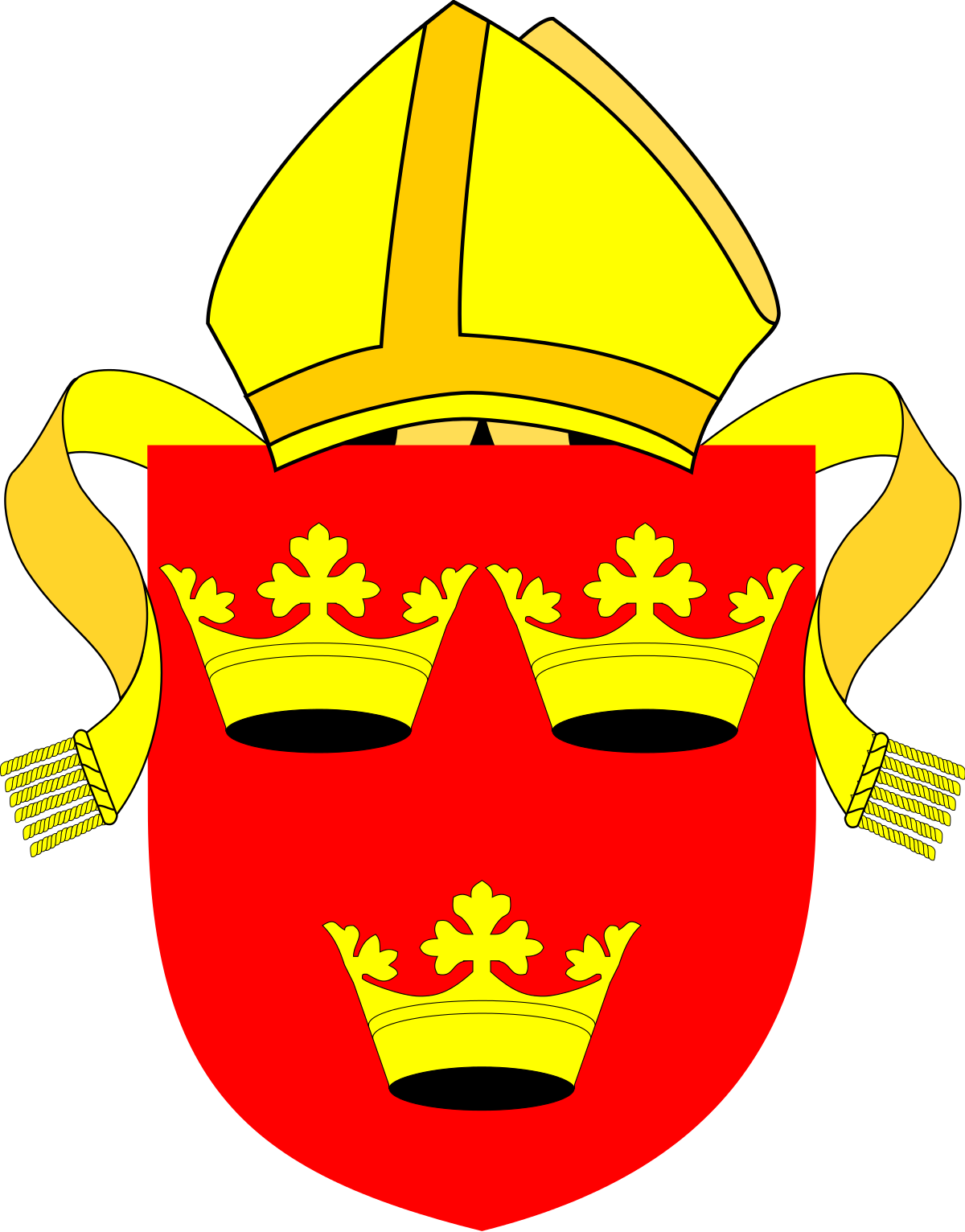 Bishop of Ely.