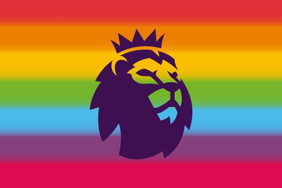 Premier League supports Rainbow Laces.