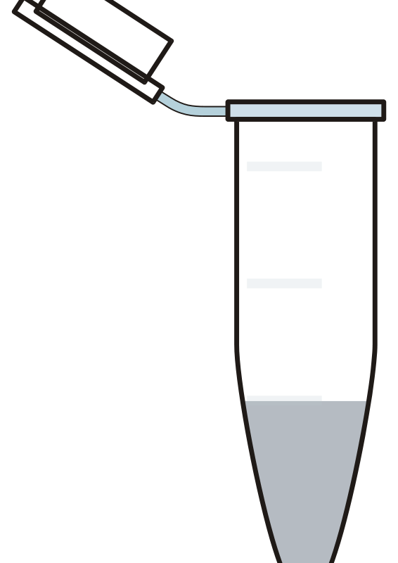 Free Clipart: Eppendorf (opened).