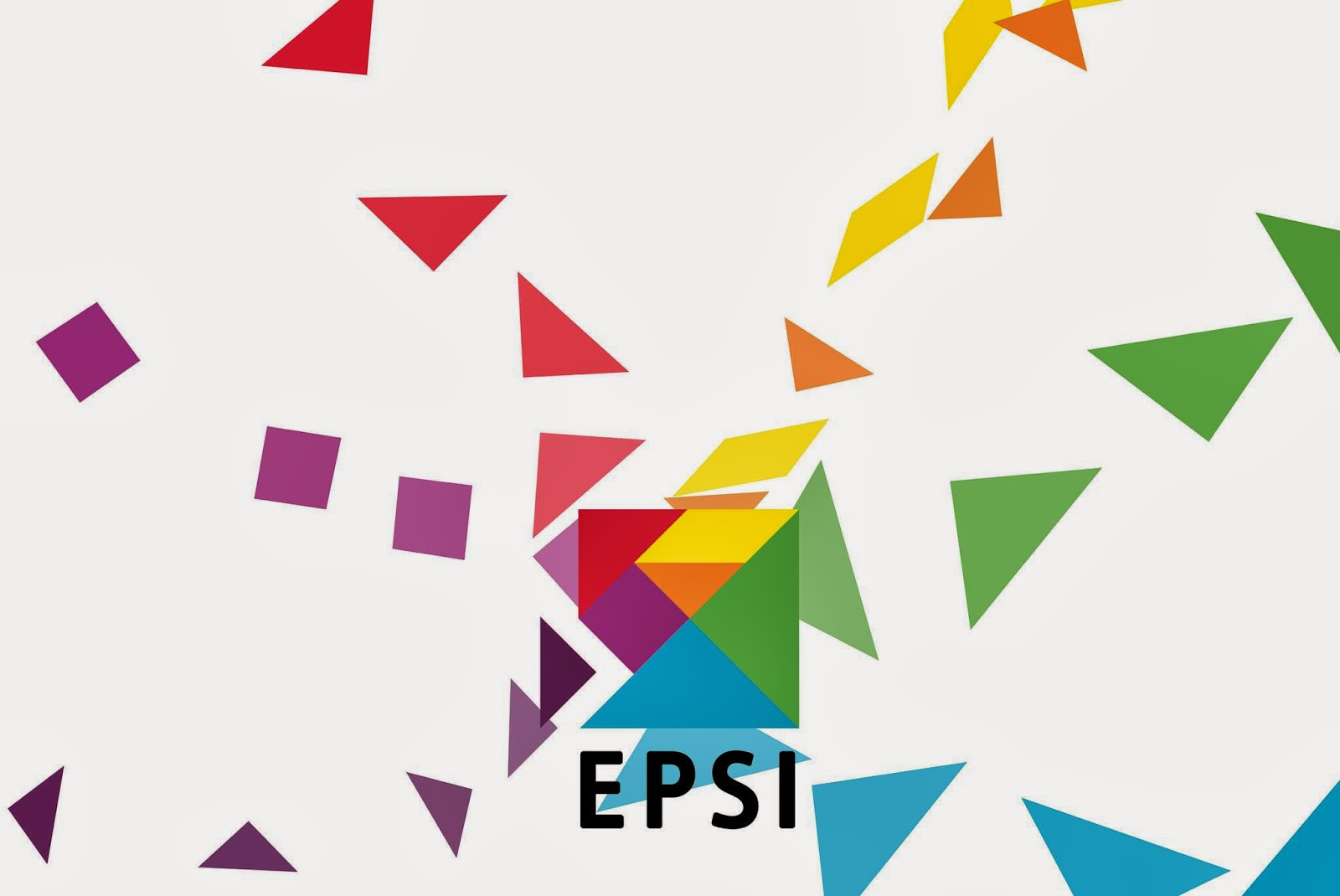 Scrolling animated EPSI logo with SASS/JS.