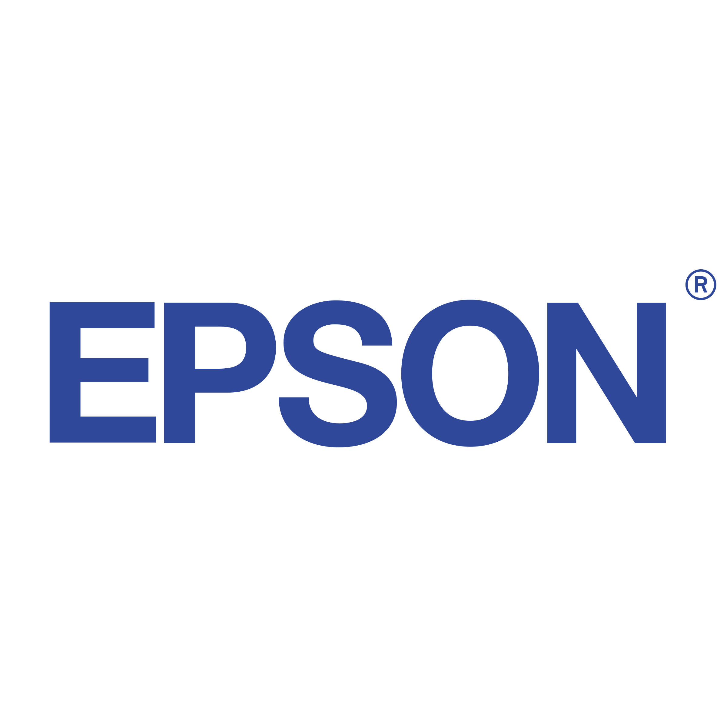Logo epson download free clipart with a transparent.