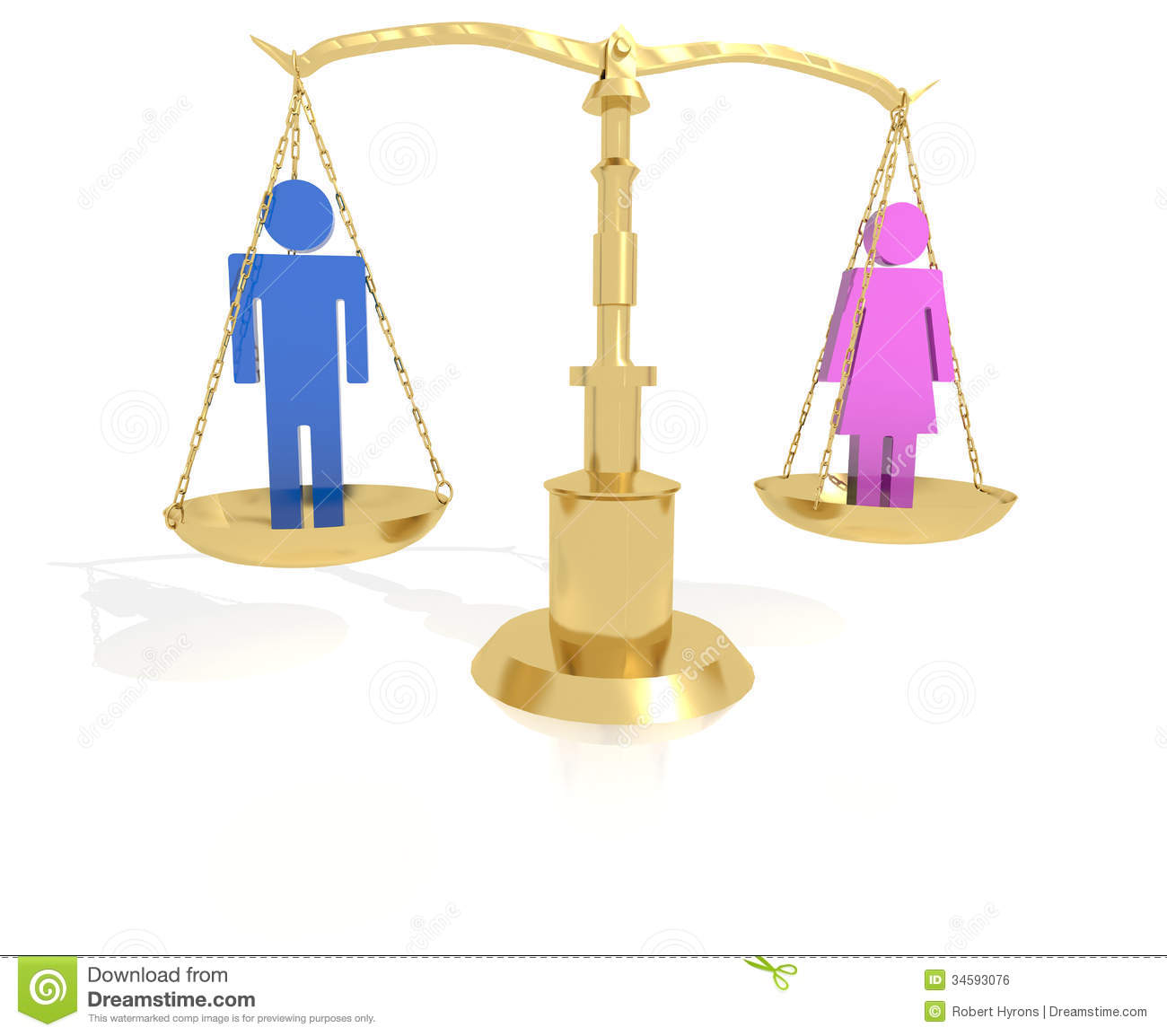 Equal Rights Clipart.