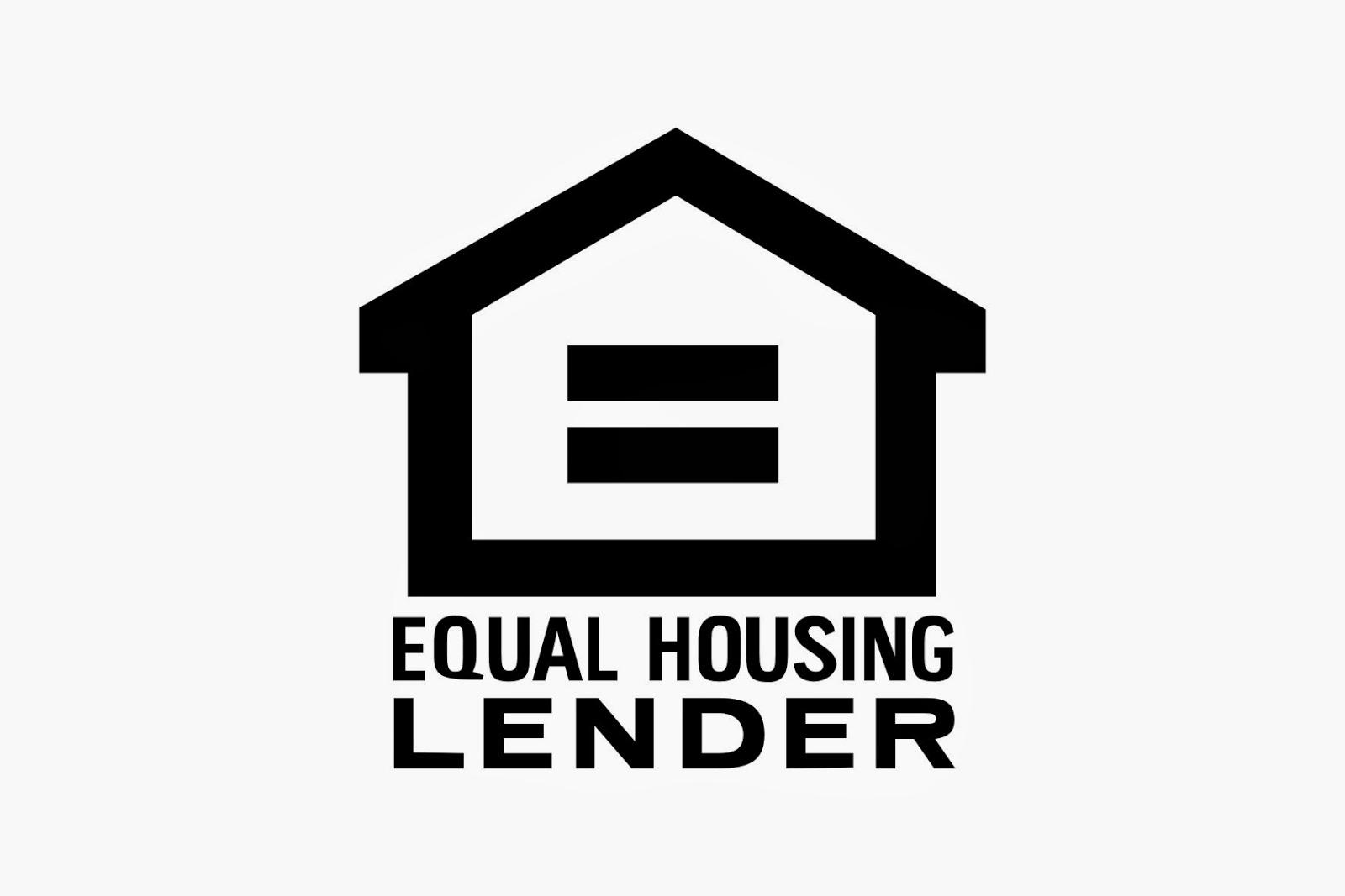 Equal Housing Lender Logo.