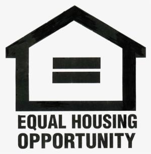 Equal Housing Logo PNG, Transparent Equal Housing Logo PNG Image.