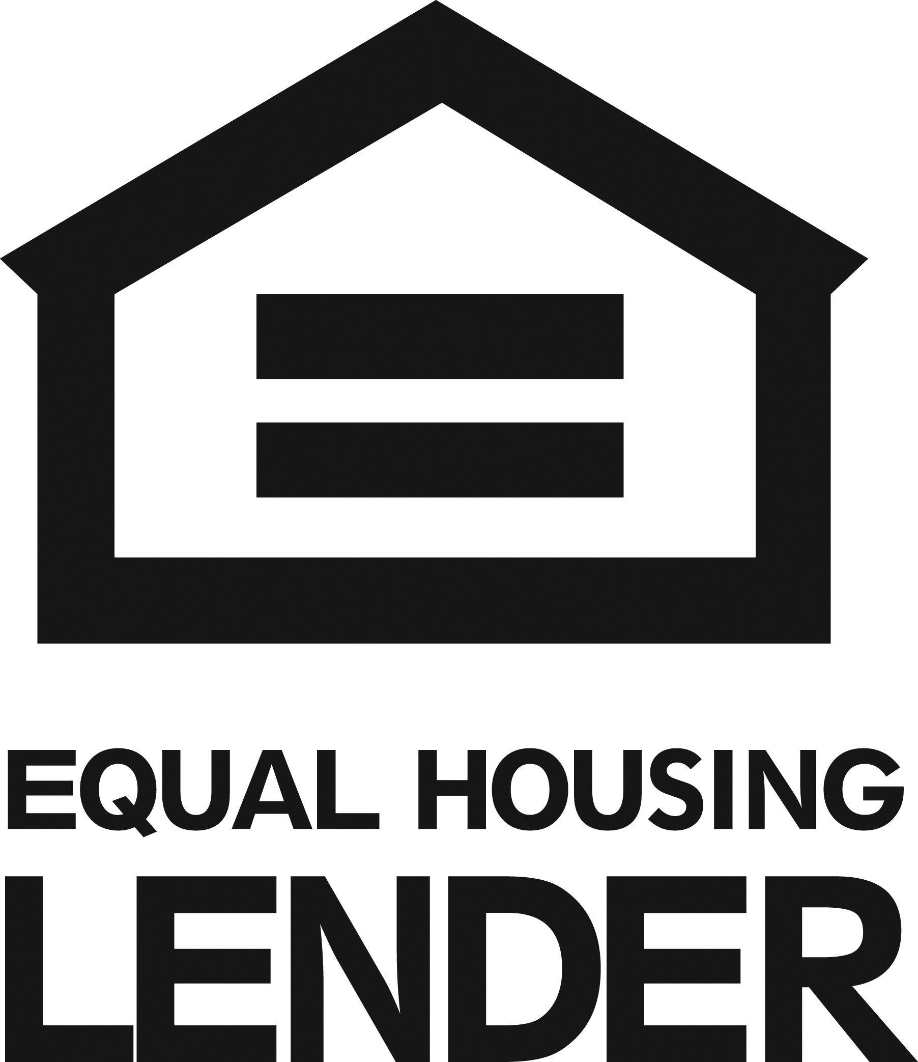 Equal Housing Opportunity Logo Vector Lender.