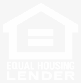 Equal Housing Opportunity Logo White Png, Transparent Png.