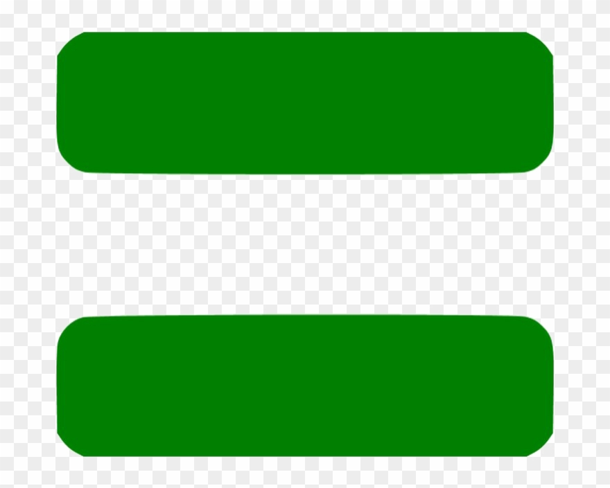 Equal Sign Png Picture.